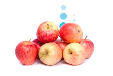 Freeze-dried fruits