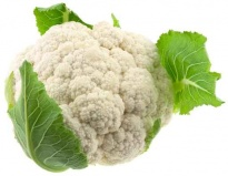 Cauliflower -  Freeze-dried Vegetables